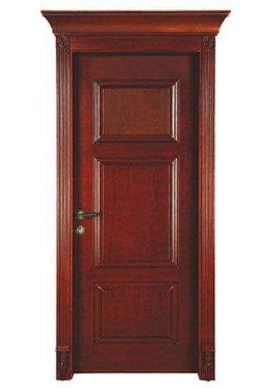 British Classic Bathroom Door