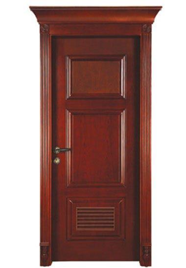 British Classic Bedroom Door