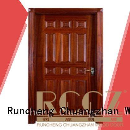Hot bedroom design door bedroom bedroom Runcheng Woodworking Brand