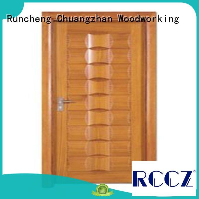 Runcheng Chuangzhan door bedroom door design supplier for indoor