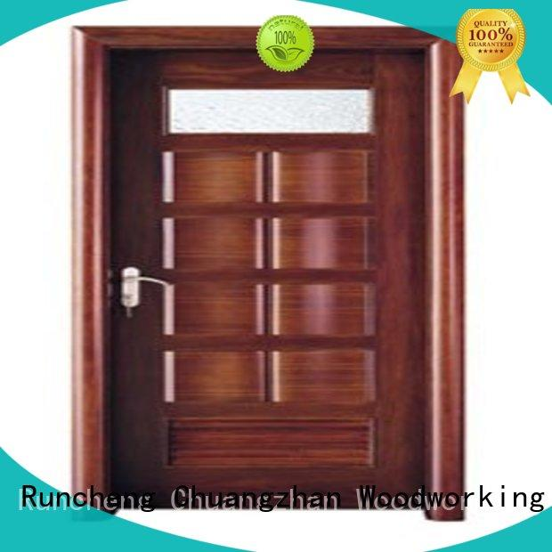 Runcheng Chuangzhan durability bathroom door replacement wholesale for indoor