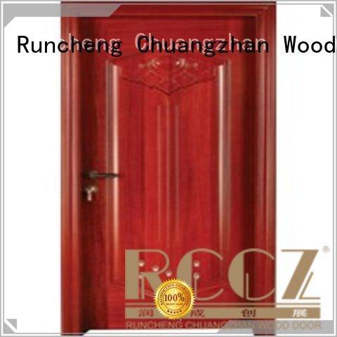 Quality Runcheng Woodworking Brand bathroom door replacement bathroom