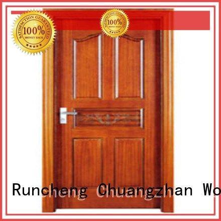 bedroom bedroom design door new bedroom door Runcheng Woodworking Brand door
