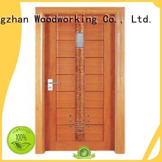 door wholesale bathroom bathroom door Runcheng Woodworking Brand company