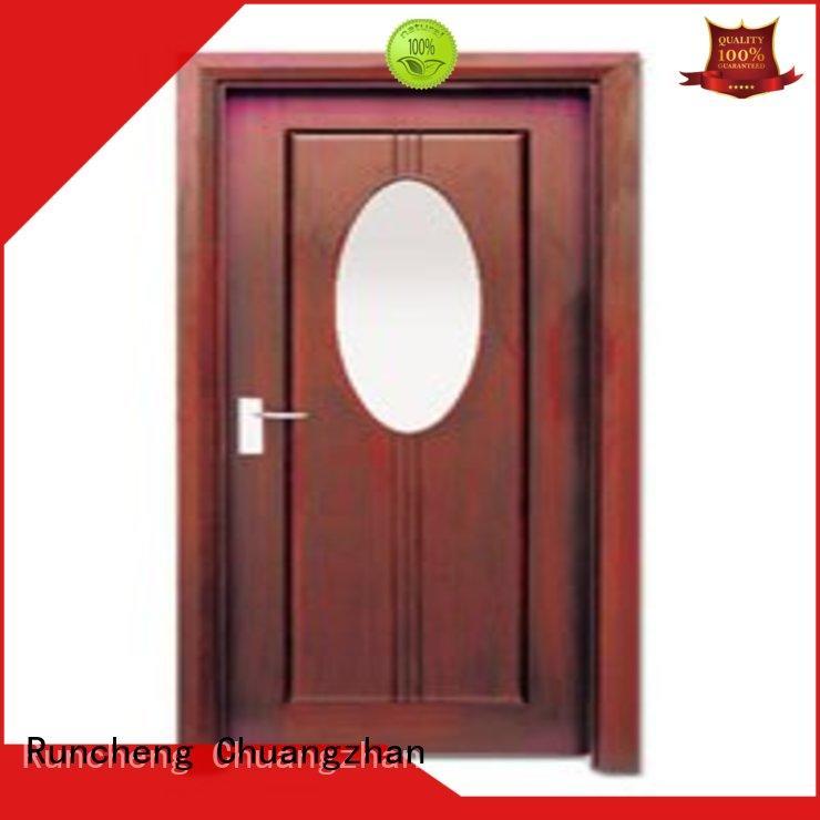 Runcheng Chuangzhan attractive double glazed interior doors company for villas