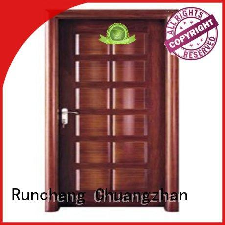 Runcheng Chuangzhan door bedroom door design manufacturer for offices