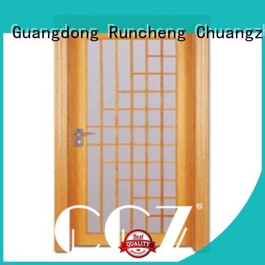 Runcheng Chuangzhan attractive bedroom door cost supplier for homes