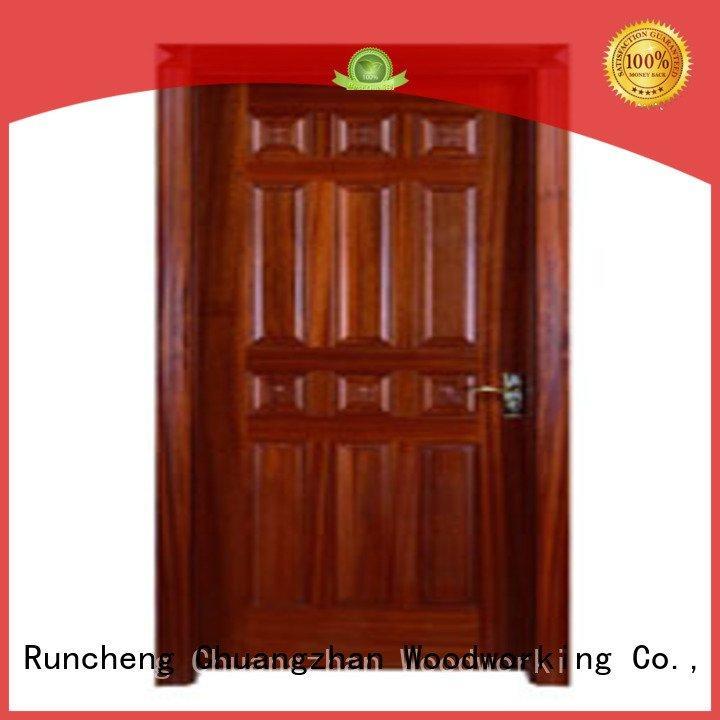 bedroom bedroom design Runcheng Woodworking Brand