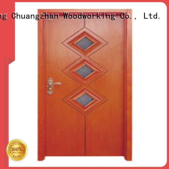 OEM wooden double glazed doors x0303 x0253 wooden glazed front doors