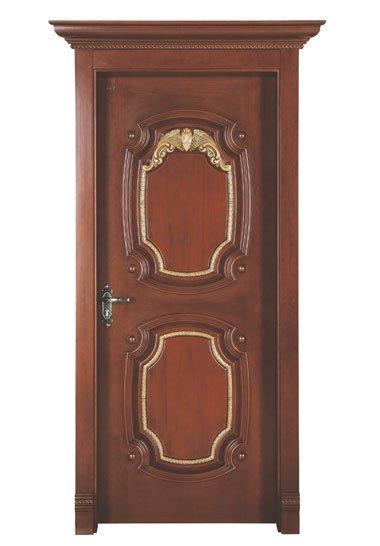 Wooden Door D015