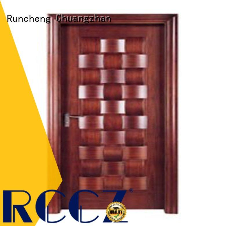 Runcheng Chuangzhan attractive bedroom doors price Supply for offices