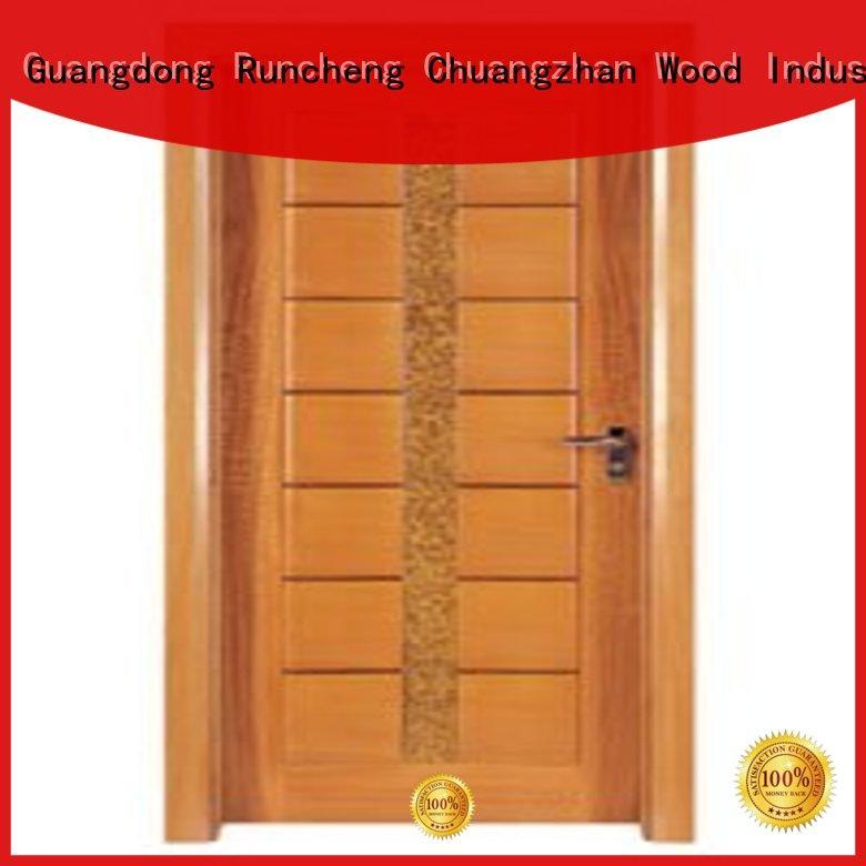 good quality bedroom door Runcheng Chuangzhan Brand bedroom doors for sale manufacture