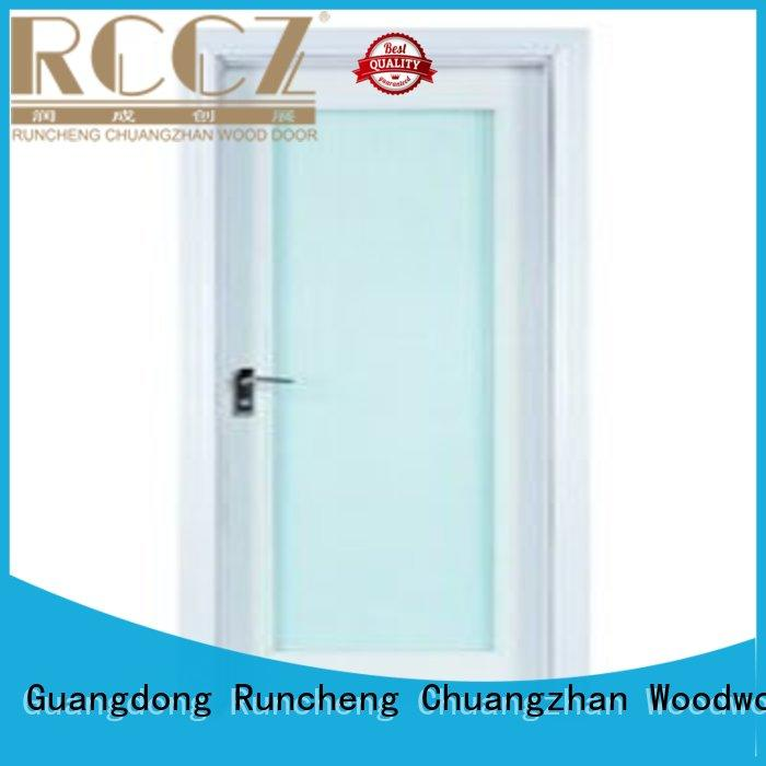 durability internal glazed doors attractive for business for hotels
