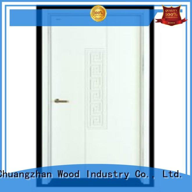 hot selling flush Runcheng Chuangzhan Brand plywood flush internal doors