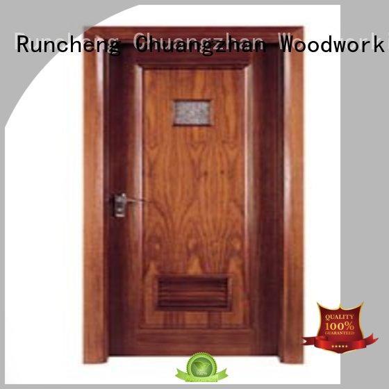 flush door OEM wooden flush door Runcheng Woodworking
