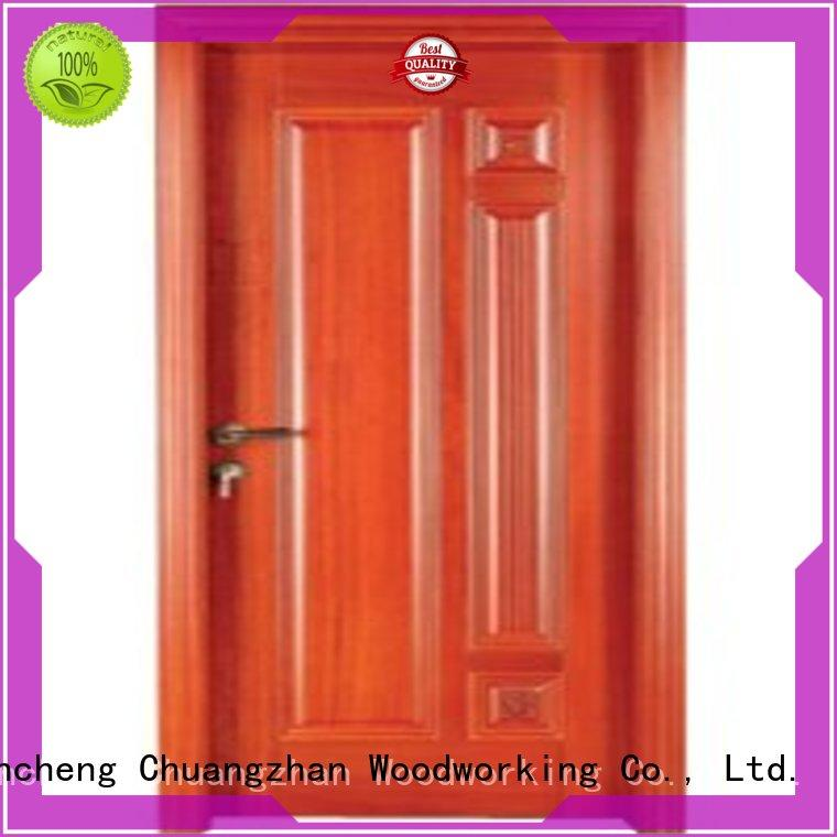 door bedroom solid bedroom door design Runcheng Woodworking
