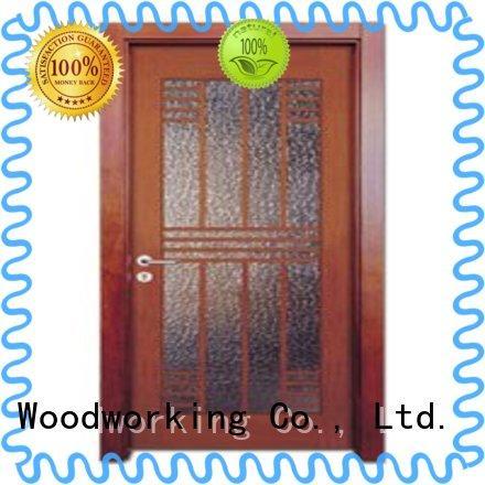 Runcheng Chuangzhan door internal glazed doors for business for offices