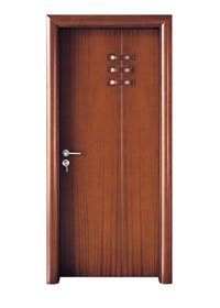 Runcheng Woodworking Bedroom Door X028 Bedroom Door image18