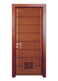 Runcheng Woodworking Bathroom Door X023-2 Bathroom Door image11