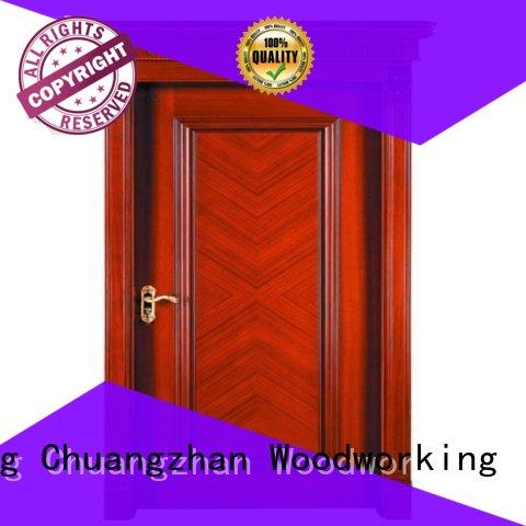 Runcheng Chuangzhan durability interior home doors Supply for indoor