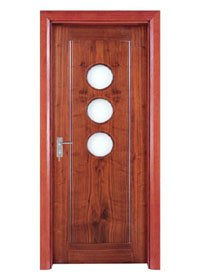 Runcheng Woodworking Glazed Door X015-3 Glazed Door image49