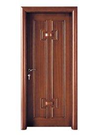 Runcheng Woodworking Bedroom Door X029 Bedroom Door image16