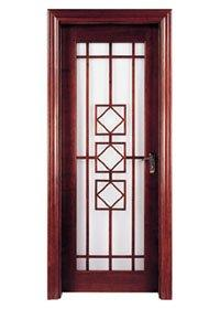 Glazed Door X009-4