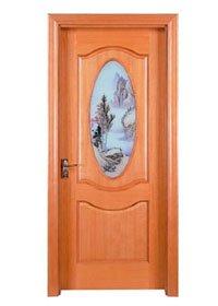 Runcheng Woodworking Bedroom Door Y002 Bedroom Door image12