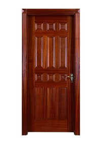 Runcheng Woodworking Bedroom Door D004 Bedroom Door image9