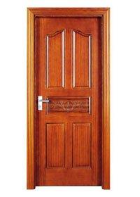Runcheng Woodworking Bedroom Door D002 Bedroom Door image10
