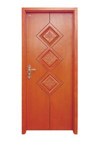 Runcheng Woodworking Bedroom Door D007 Bedroom Door image3