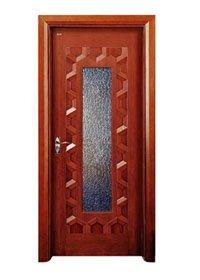 Runcheng Woodworking Glazed Door X021-3 Glazed Door image37