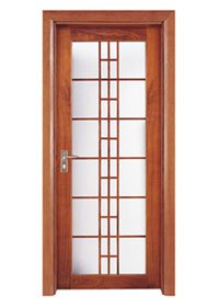 Runcheng Woodworking Glazed Door X019-4 Glazed Door image40