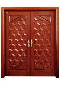 Runcheng Woodworking Double Door X021-5 Double Door image35