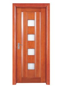 Runcheng Woodworking Glazed Door X018-3 Glazed Door image43