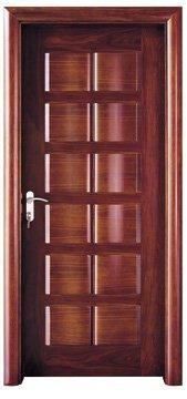 Steel Wood Door DM008