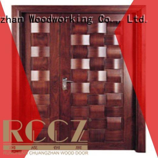 double door interior double doors door Runcheng Woodworking