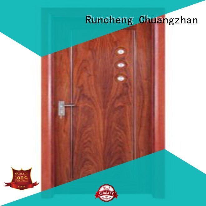 Runcheng Chuangzhan attractive steel bedroom door factory for offices