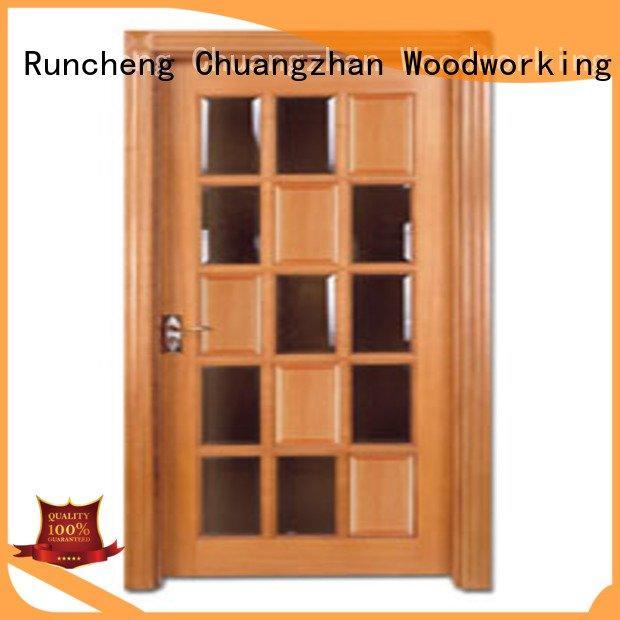 bedroom new bedroom door door door Runcheng Woodworking