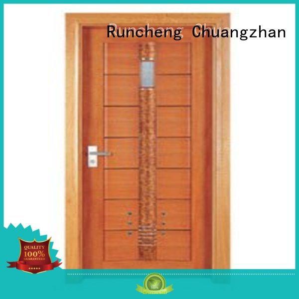 Runcheng Chuangzhan Brand bathroom door bathroom door manufacture