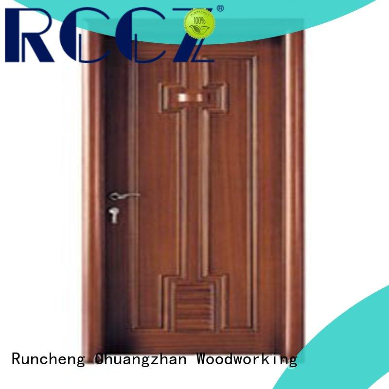 Runcheng Chuangzhan durability interior bathroom doors manufacturers for homes