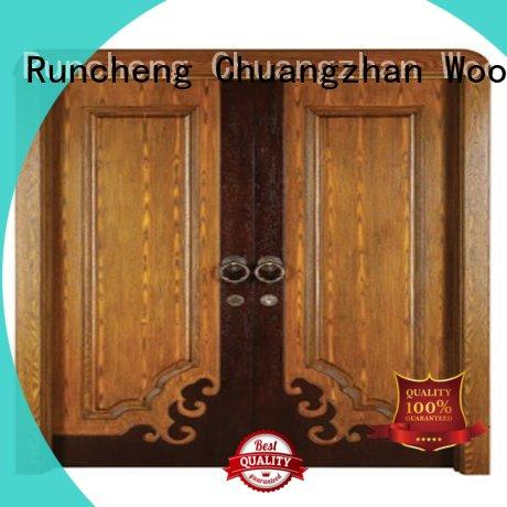 Runcheng Chuangzhan high-grade main door designs for home manufacturers for villas