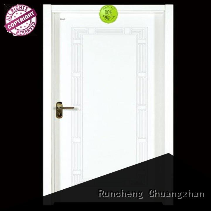 Runcheng Chuangzhan safe discount doors on sale for offices