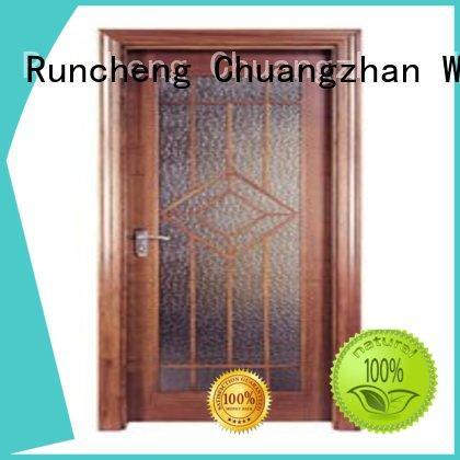Runcheng Woodworking Brand door hot selling wooden flush door manufacture