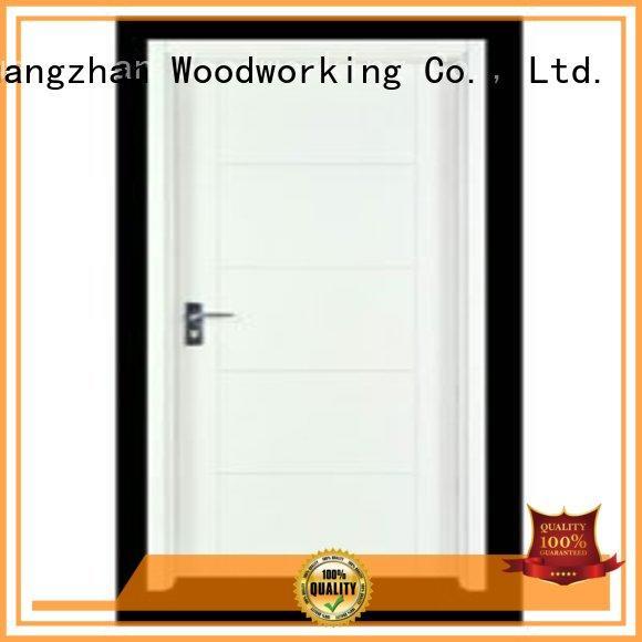 flush mdf interior wooden door door hot selling durable Warranty Runcheng Woodworking