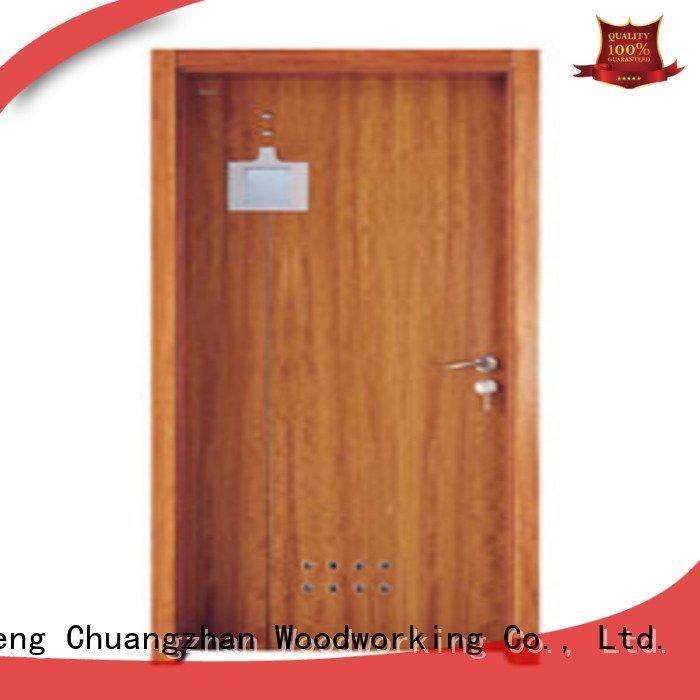 Runcheng Woodworking Brand l0082 x0252 x0092 solid wood bathroom doors x0182