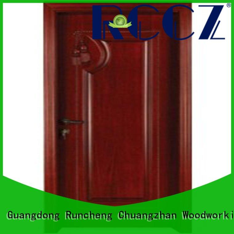 solid bedroom doors price high-grade Supply for villas