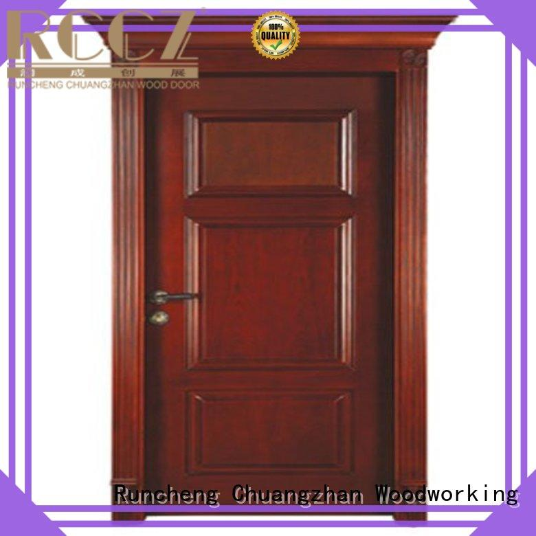 Runcheng Chuangzhan durability composite doors uk manufacturers for indoor