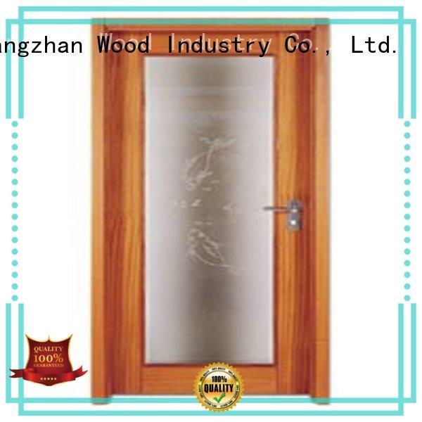 durable door flush OEM wooden flush door Runcheng Chuangzhan