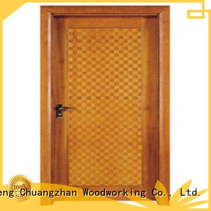 bedroom design bedroom new bedroom door Runcheng Woodworking